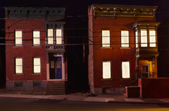 hyers mebane schenectady breathing lights vacant homes smithsonian magazine