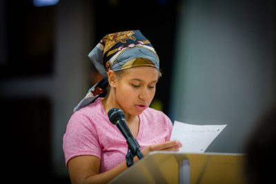 young poet, schenectady, breathing these words